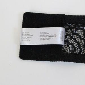 0c762a948255 B. Luxe Intimates & Sleepwear   B Luxe Black Lace Bra 38 D 38d ...